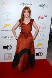 Stef Dawson – 2016 Australians in Film Heath Ledger Scholarship Dinner in Los Angeles 6/1/2016