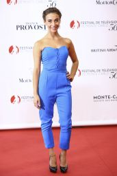 Stella Maeve – Monte-Carlo Television Festival 2016 Opening in Monaco