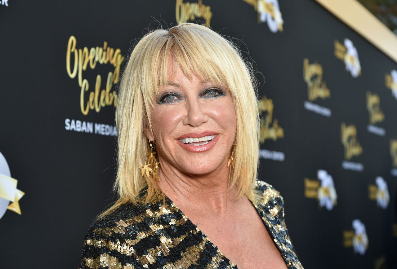 Suzanne Somers Television Academy 70th Anniversary