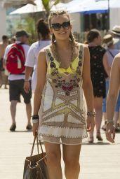 Tallia Storm Bikini Photoshoot in Marbella 6/4/2016
