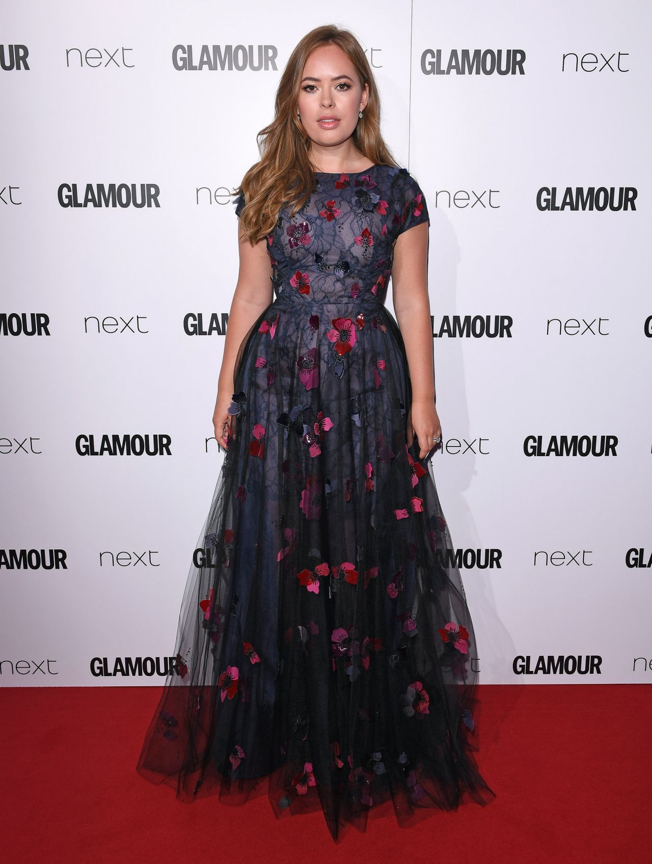 tanya burr � glamour women of the year awards 2016 in