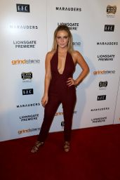 Tara Holt – 'Marauders' Premiere in Hollywood 6/26/2016