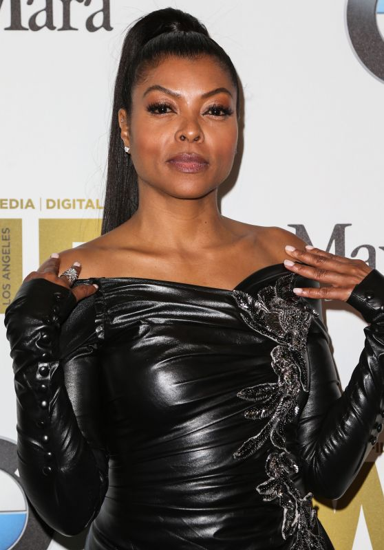 Taraji P. Henson – Women in Film Crystal and Lucy Awards in Beverly Hills 6/15/2016