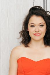Tatiana Maslany - AOL Build Speaker Series