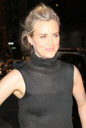 Taylor Schilling at the Ed Sullivan Theater in New York City 6/23/2016
