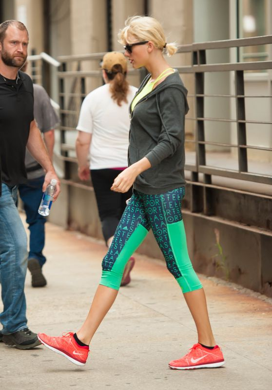 Taylor Swift - Out in New York City 6/11/2016