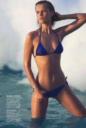 Toni Garrn - Elle Magazine France June 3, 2016 Issue