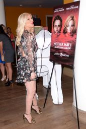 Tori Spelling – 'Mother May I Sleep With Danger' Screening in New York City