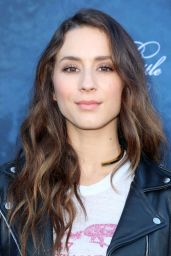 Troian Bellisario – 'Dead of Summer & Pretty Little Liars' Screening in Los Angeles 6/15/2016