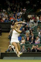 Tsvetana Pironkova – Wimbledon Tennis Championships in London 1st round 6/29/2016