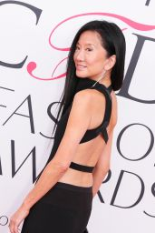 Vera Wang – CFDA Fashion Awards in Hammerstein Ballroom, New York City 6/6/2016