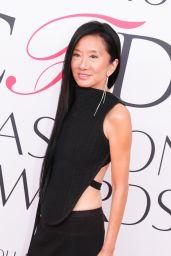 Vera Wang – CFDA Fashion Awards in Hammerstein Ballroom, New York City 6/6/2016
