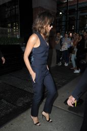 Victoria Beckham - Leaving Her Hotel in New York City 06/24/2016