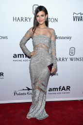 Victoria Justice - 2016 amfAR Inspiration Gala in New York City