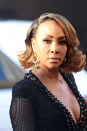 Vivica A. Fox - Arrives at the