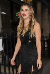 Vogue Williams Night Out Style - Soho in London, May 2016