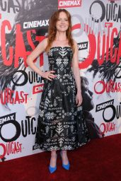 Wrenn Schmidt – 'Outcast' Premiere, Hollywood Forever, Los Angeles 6/1/2016
