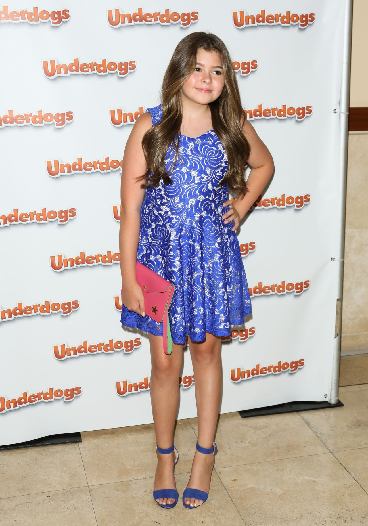 Addison Riecke - 'Underdogs' Screening in Los Angeles 7/18 ... Emma Stone Boyfriend