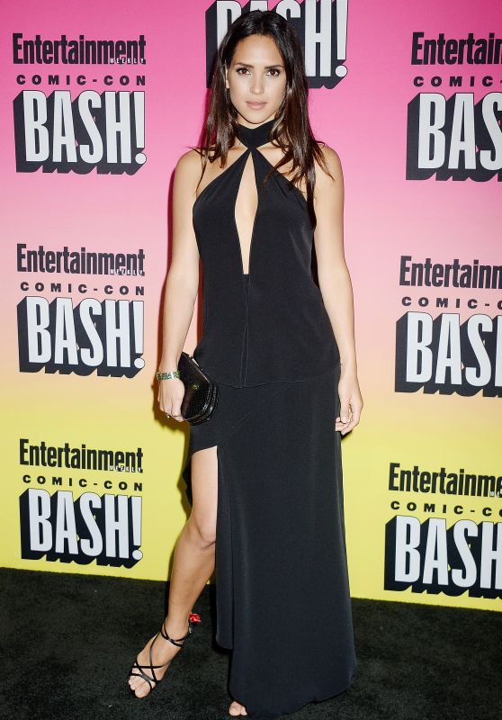 Adria Arjona – Entertainment Weekly's Comic Con Bash in San Diego 7/23/2016
