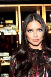 Adriana Lima – Marc Jacobs Divine Decadence Fragrance Dinner in Los Angeles, CA 7/21/2016