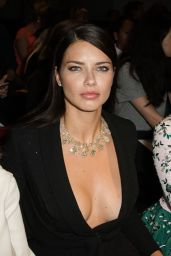 Adriana Lima – Ralph & Russo Haute Couture Fall/Winter 2016-2017 Show in Paris 7/4/2016