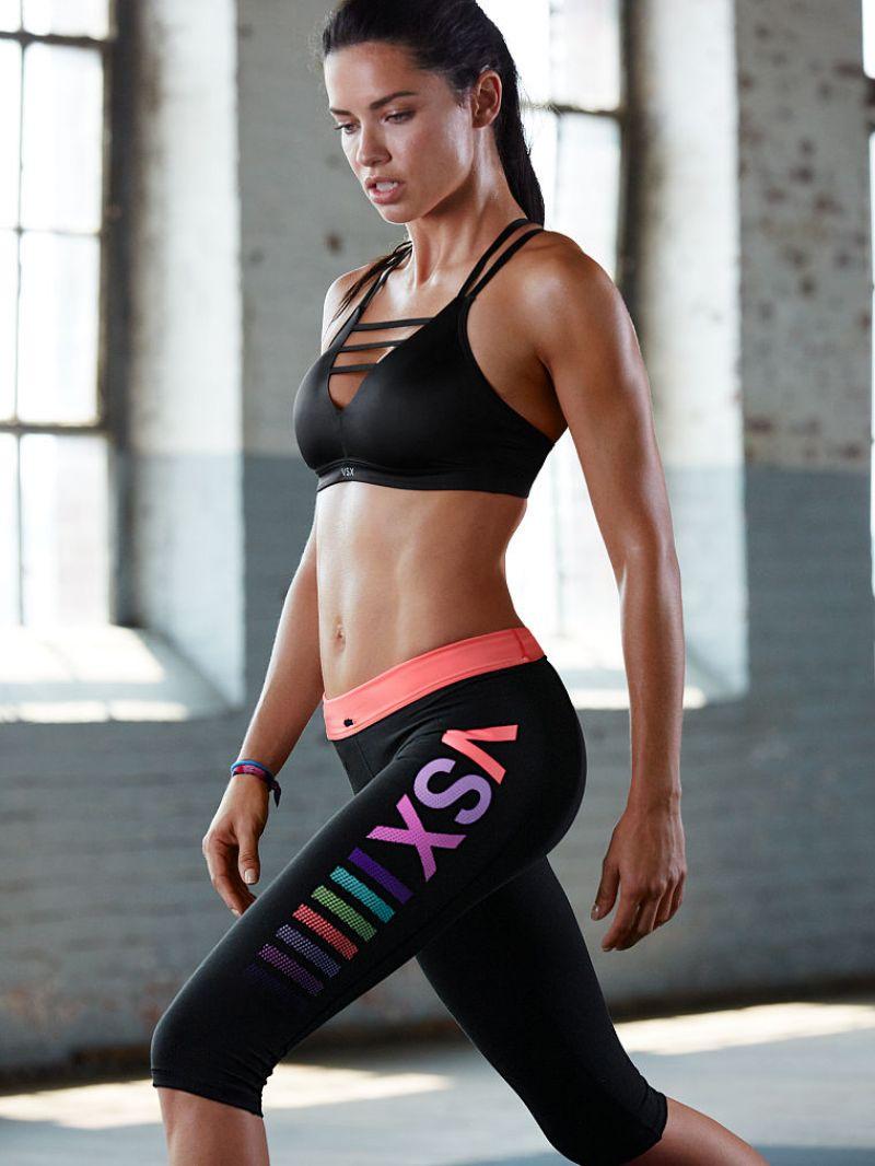 ef443da662150 Adriana Lima – Victoria's Secret Sport, July 2016