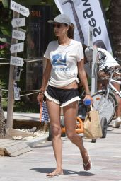 Alessandra Ambrosio - Out in Marbella, Spain, 7/17/2016
