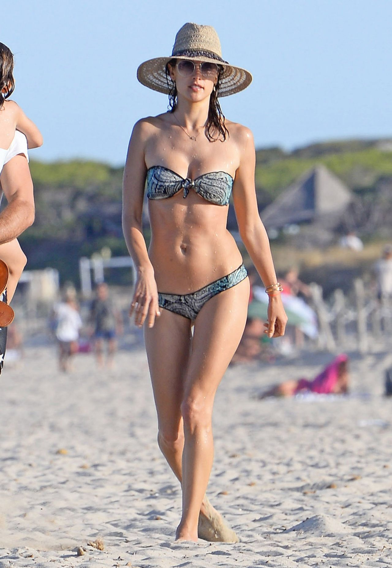 Alessandra Ambrosio Bikini Bodies Pic 20 of 35