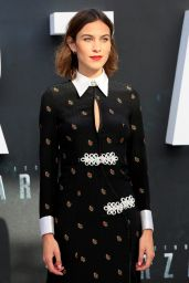 Alexa Chung – 'The Legend of Tarzan Premiere in London, UK