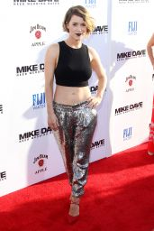 Alice Wetterlund – 'Mike And Dave Need Wedding Dates' Premiere in Hollywood