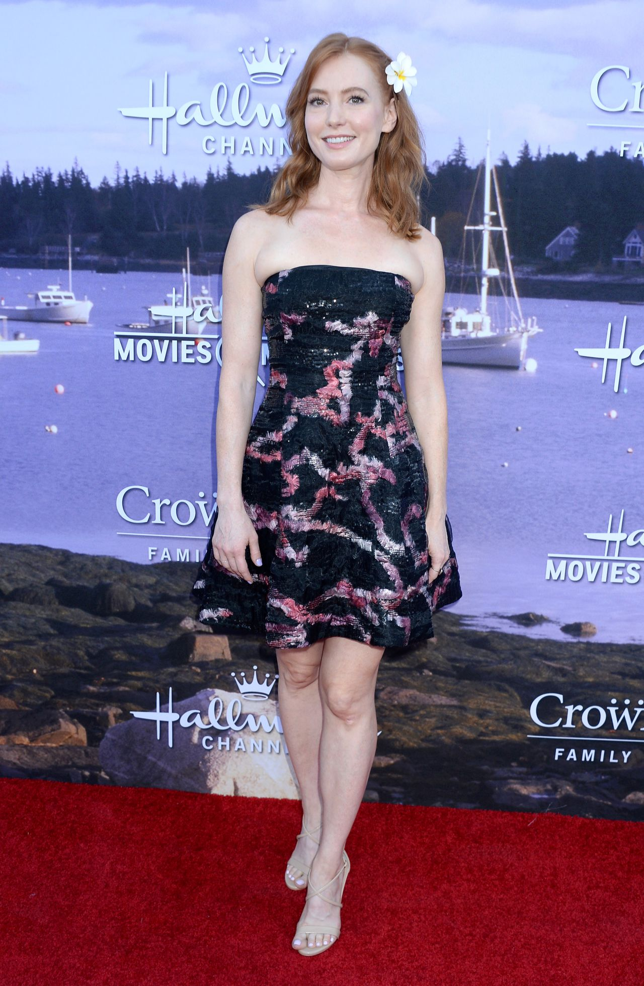 Alicia Witt – Hallmark Movies and Mysteries Summer 2016 ...