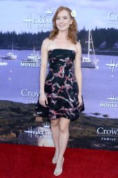 Alicia Witt – Hallmark Movies and Mysteries Summer 2016 TCA Press Tour in Beverly Hills 7/27/2016