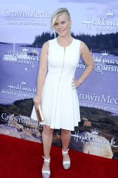 Alison Sweeney - Hallmark Movies and Mysteries Summer 2016 TCA Press Tour in Beverly Hills 7/27/2016