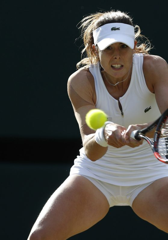 Alize Cornet – Wimbledon Tennis Championships in London – 3rd Round