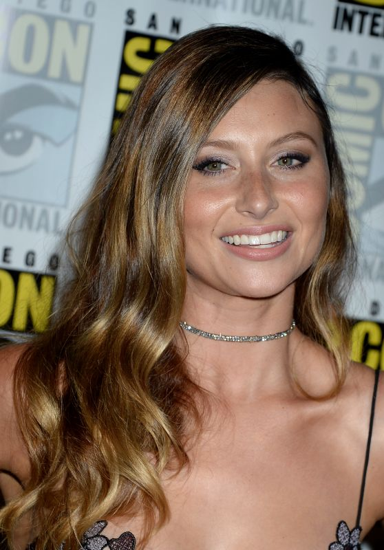 Aly Michalka - 'IZombie' Press Line at Comic-Con International in San Diego 7/22/2016