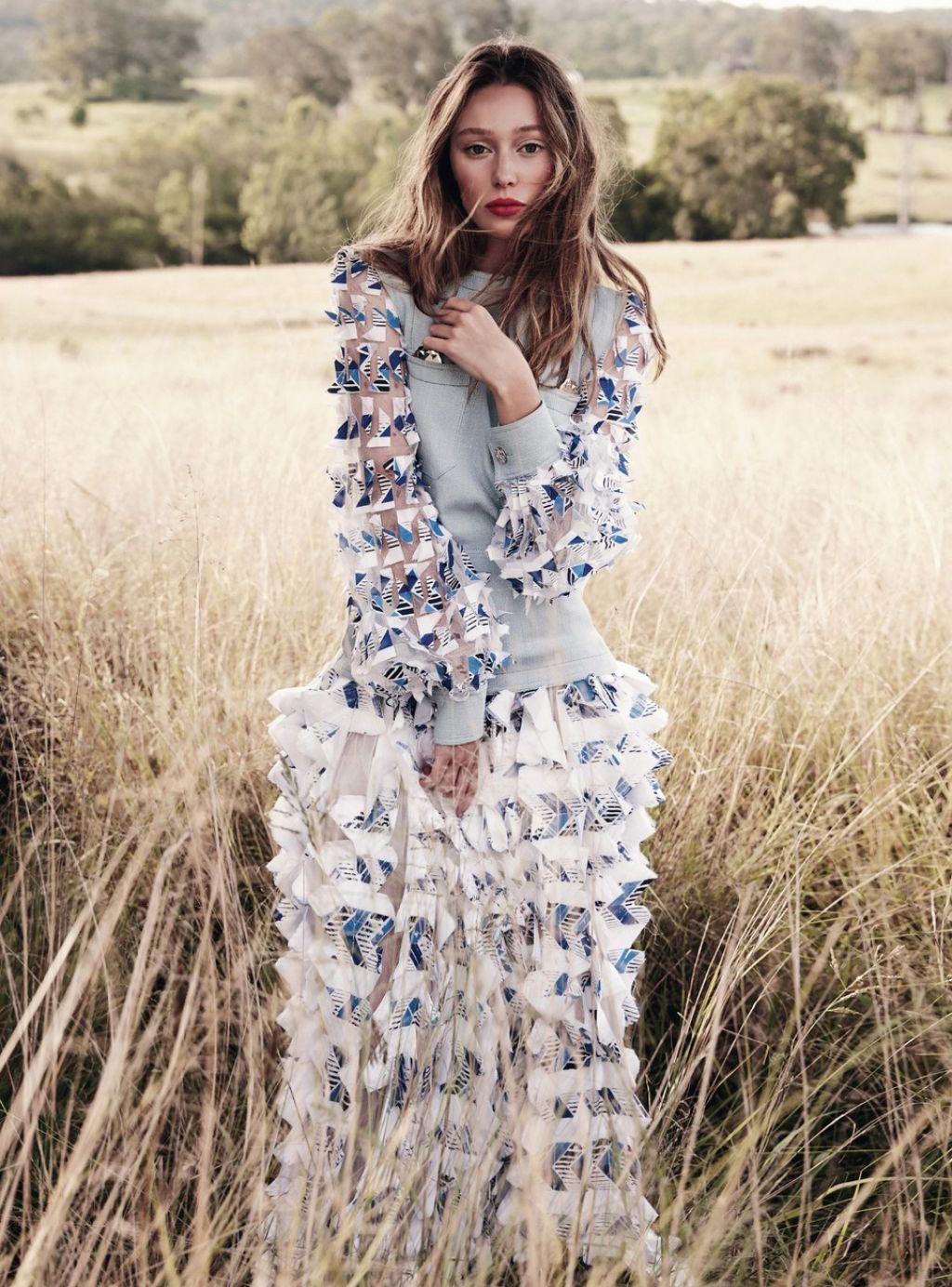 Photoshoot For Vogue Magazine November 2015: Photoshoot For Vogue Australia June 2016