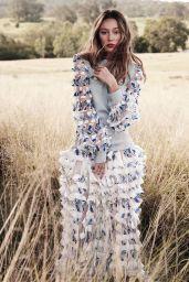 Alycia Debnam-Carey - Photoshoot for Vogue Australia June 2016