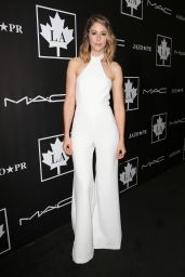 Amanda Crew – Golden Maple Awards 2016 in Los Angeles