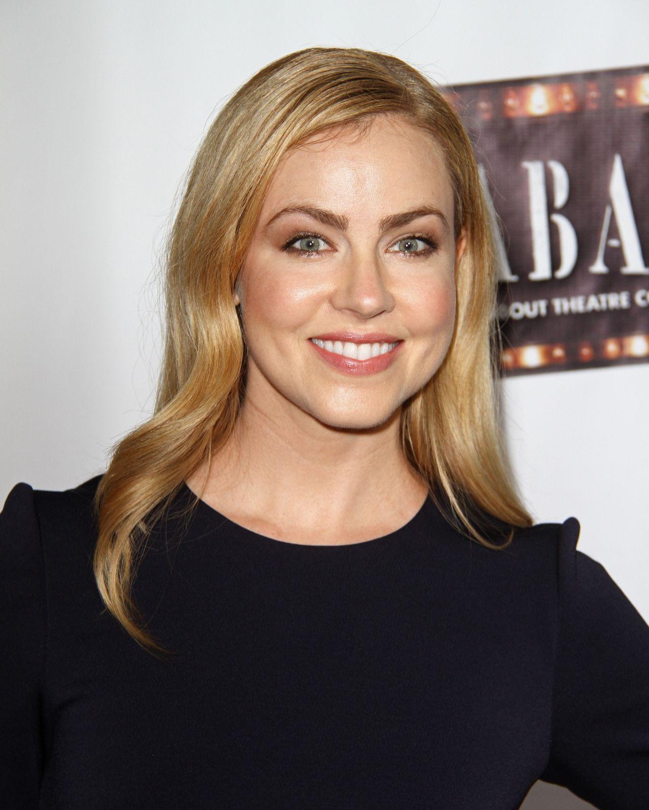 Amanda schull cabaret opening at the hollywood pantages theatre in