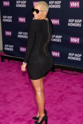 Amber Rose – VH1 Hip Hop Honors in New York City, July 2016