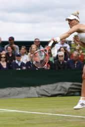 Angelique Kerber – Wimbledon Tennis Championships in London 2nd Round 6/30/2016