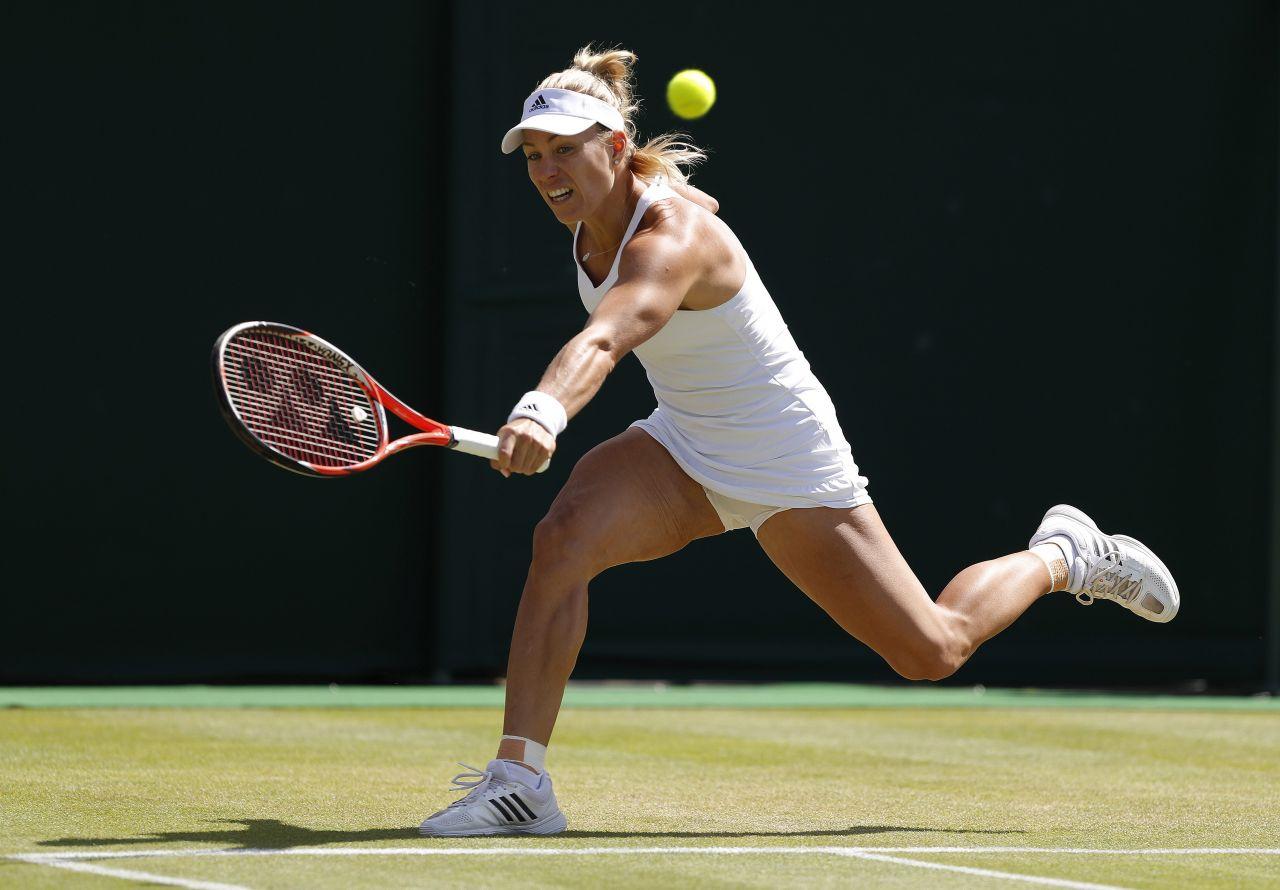 Angelique kerber wimbledon tennis championships in london 3rd