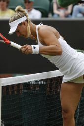 Angelique Kerber – Wimbledon Tennis Championships in London 4th Round
