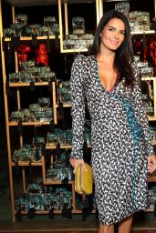 Angie Harmon – Marc Jacobs Divine Decadence Fragrance Dinner in Los Angeles, CA 7/21/2016