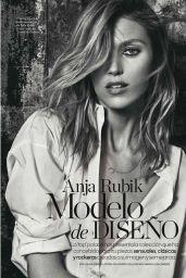 Anja Rubik -