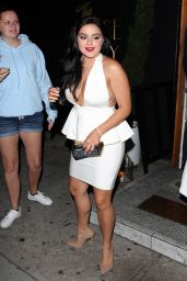 Ariel Winter Night Out Style - Outside The Nice Guy in Los Angeles, 07/11/2016