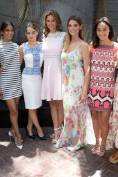 Ashley Greene, Laura Marano, Joey King, Ashley Greene, Cara Santana, Julianne Hough - Lunch for Women In Hollywood 7/7/2016