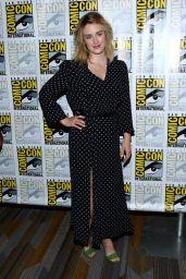 Ashley Johnson – 'Blindspot' Press Line at Comic-Con 2016 in San Diego