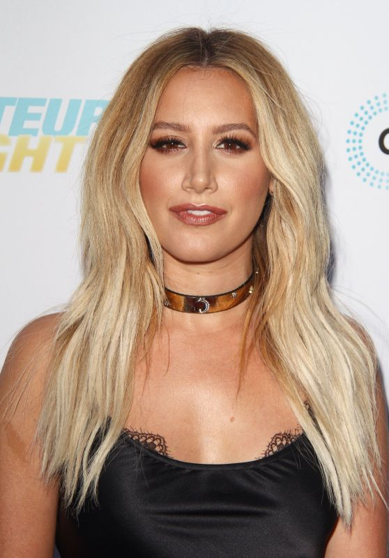 Ashley Tisdale – 'Amateur Night' Movie Premiere in Hollywood 07/25/2016