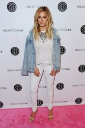 Ashley Tisdale – Beautycon Festival in Los Angeles, July 9 2016